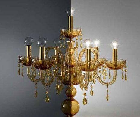 Настольная лампа 260 260/LT /LT Amber / O