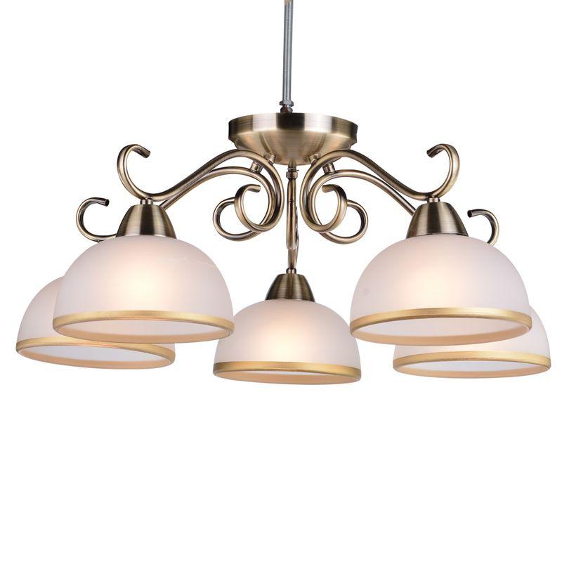Люстра потолочная Arte Lamp Beatrice A1221PL-5AB
