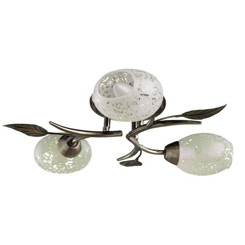 Светильник потолочный Arte Lamp Anetta A6157PL-3AB