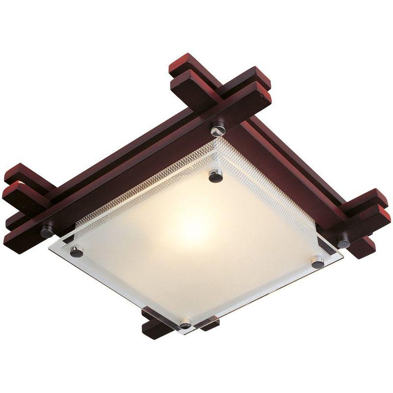 Светильник потолочный Edison 48324