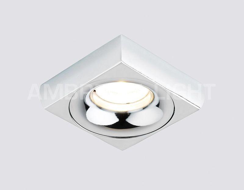 Встраиваемый светильник A891 WH/CH