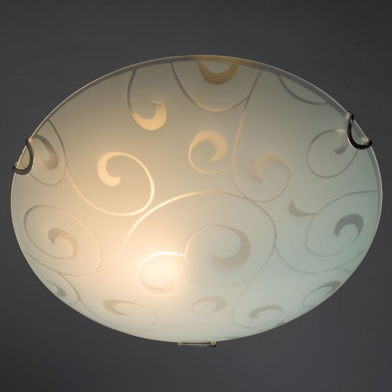 Светильник настенно-потолочный Ornament A3320PL-1CC. Фото №1