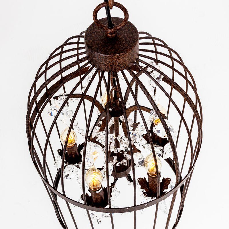 Подвесной светильник Тюильри 142039. Фото №2