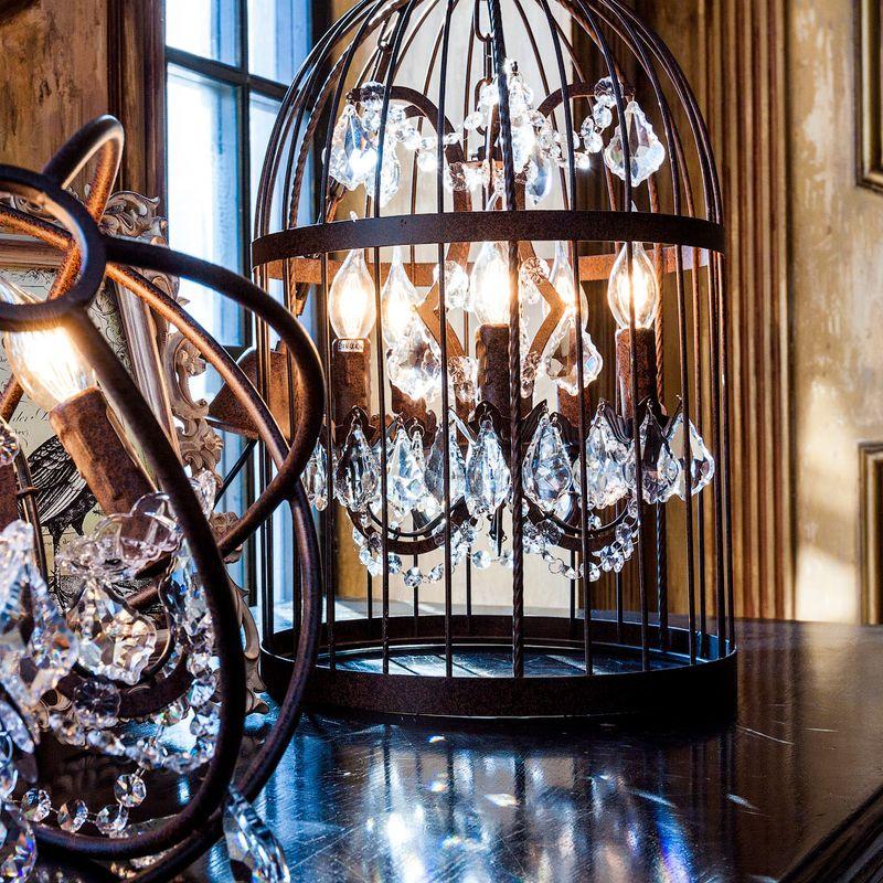 Подвесной светильник Тюильри 142039. Фото №4