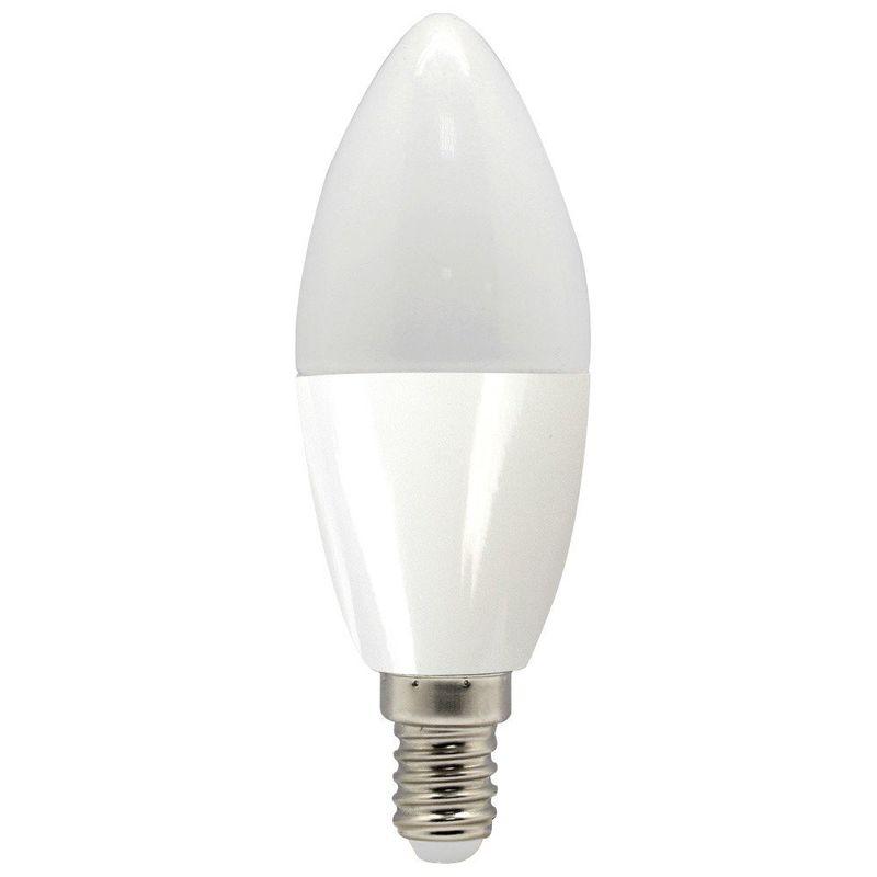 Светодиодная лампочка E14, 7W 25475