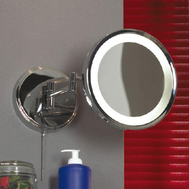 Зеркало с подсветкой Lussole Acqua LSL-6101-01 LussoleAQUA LSL-6101-01