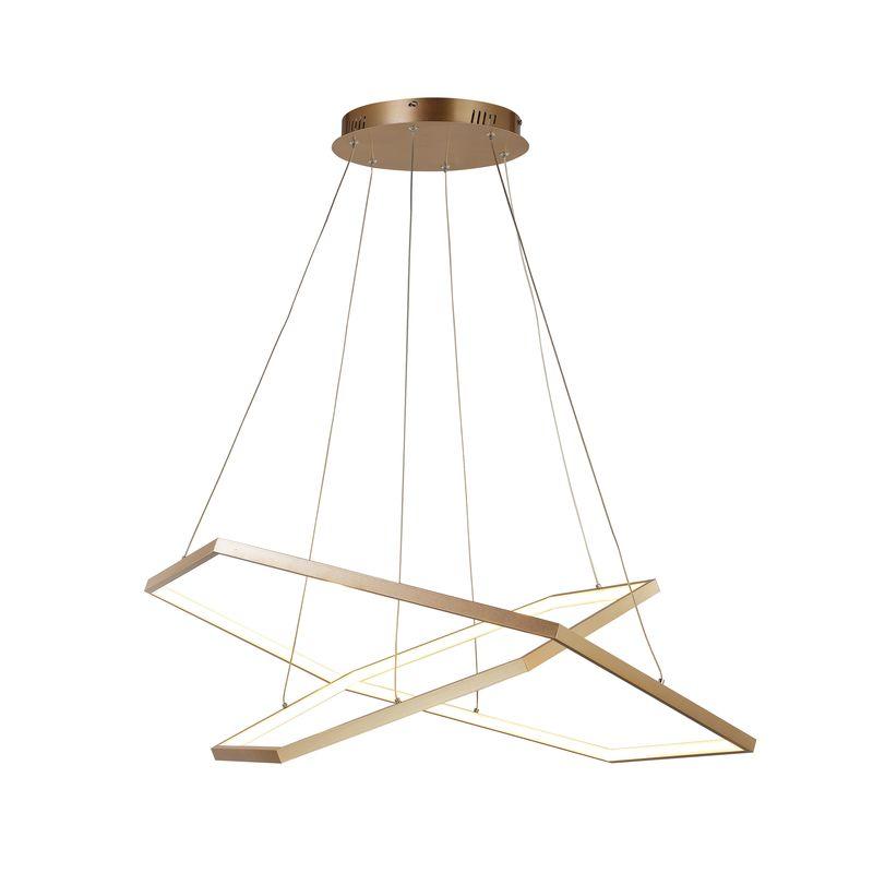 Светильник подвесной Hexagon 2103-14P