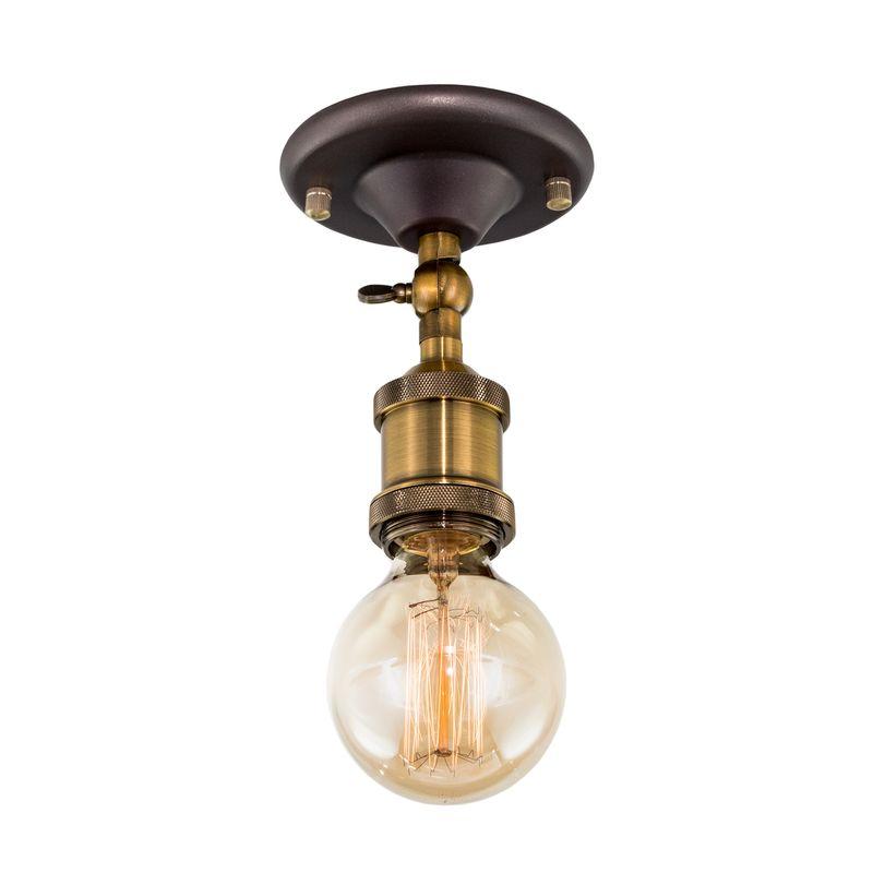 Настенно-потолочный светильник Эдисон CL450500