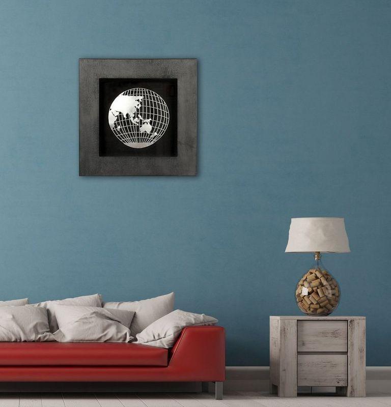 Панно Глобус-2 17347B. Фото №2