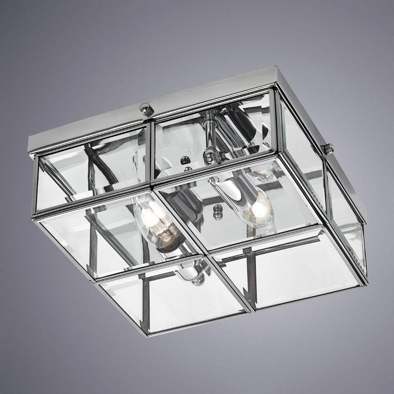 Светильник потолочный Arte Lamp Scacchi A6769PL-2CC
