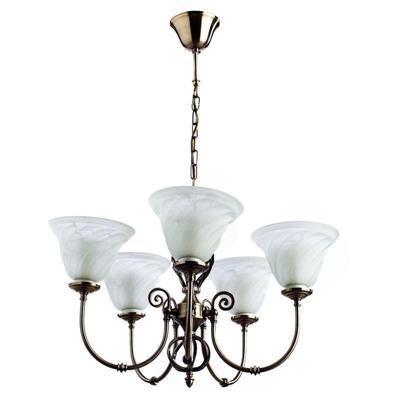 Светильник подвесной Arte Lamp Cameroon A4581LM-5AB