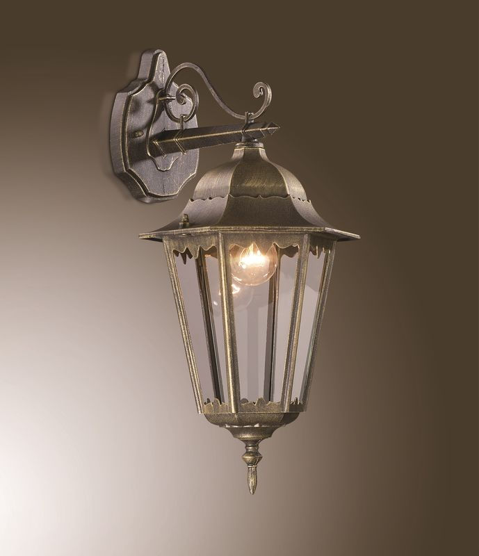 Уличный светильник настенный Odeon Light Lano 2320/1W
