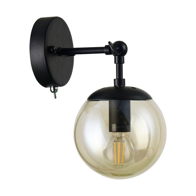 Бра Arte Lamp A1664 A1664AP-1BK