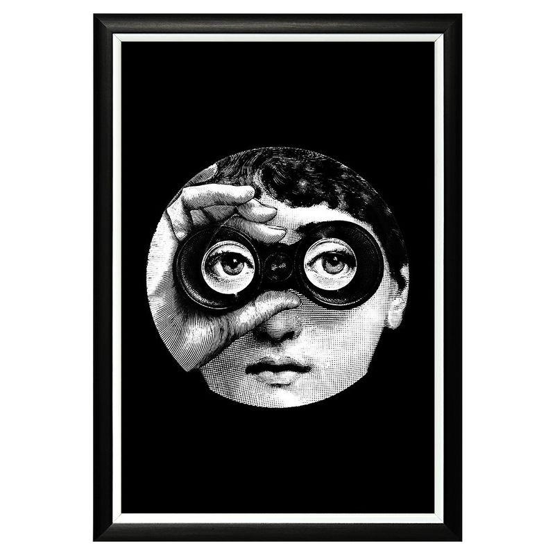 Арт-постер Mona Lina 12