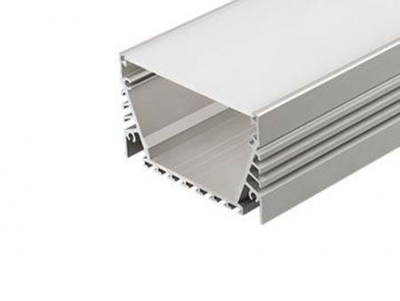 Алюминиевый Профиль ARLIGHT KLUS-POWER-W70-2000 ANOD 2977990198797