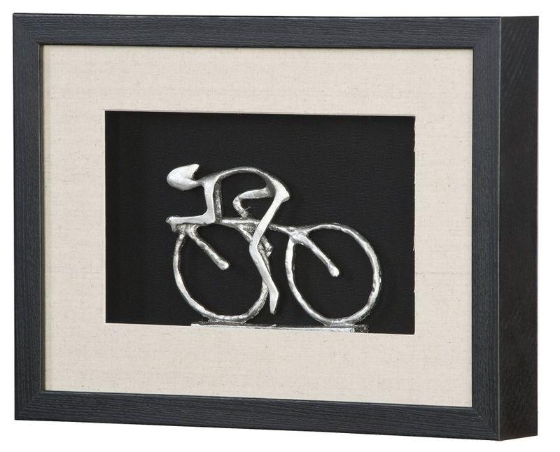 Панно Велосипедист-1 17854A. Фото №1