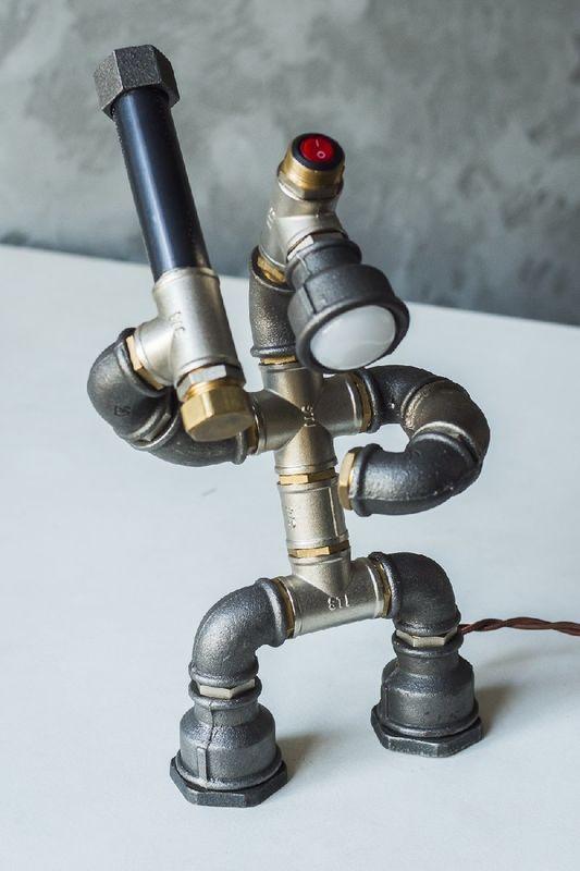 Настольная лампа Hoonigan  BD-136016. Фото №1