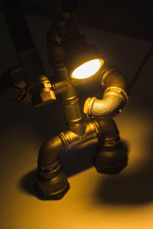 Настольная лампа Hoonigan  BD-136016. Фото №4