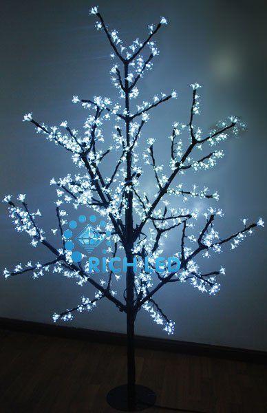 Светодиодное дерево Сакура 180 RL-TRC24-180*90-672-W