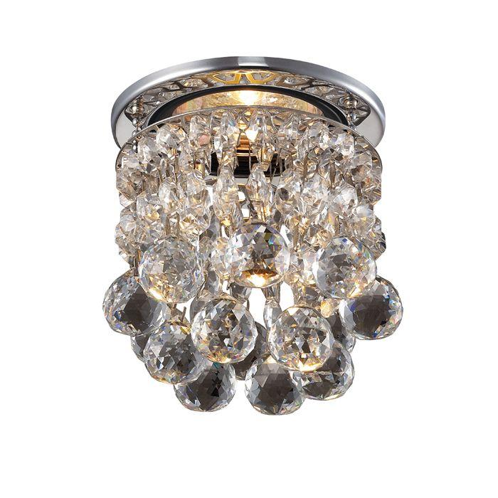 Точечный встраиваемый светильник NovoTech Drop-1 369328