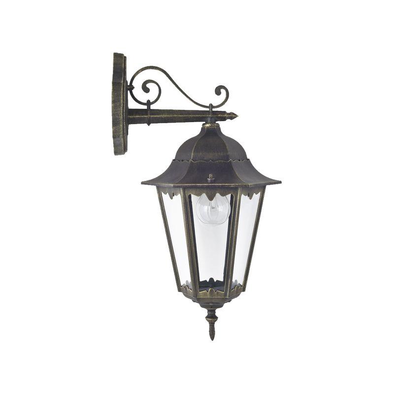Уличный настенный светильник London 1809-1W