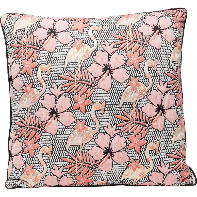 Подушка KARE Фламинго 63997