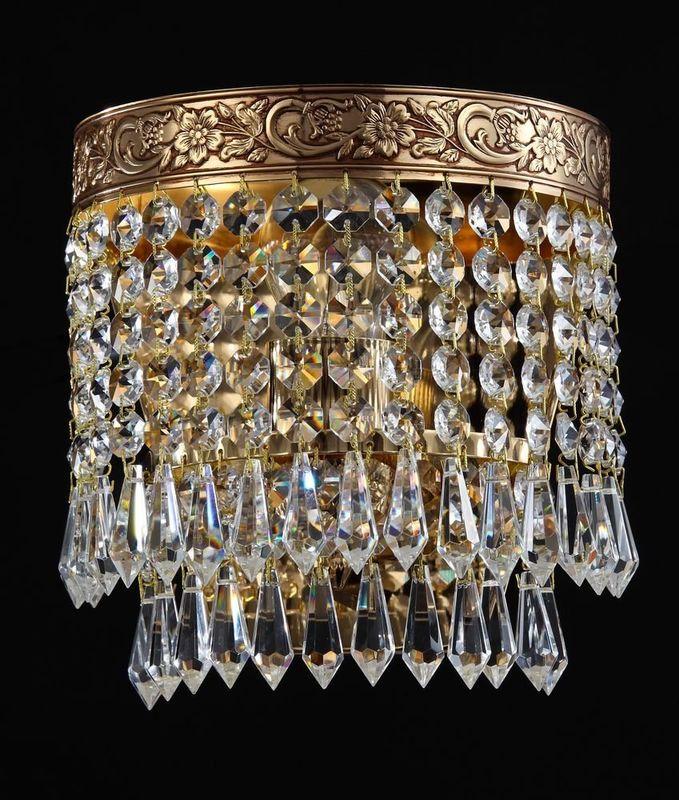 Настенный светильник Diamant 1 A890-WB1-G