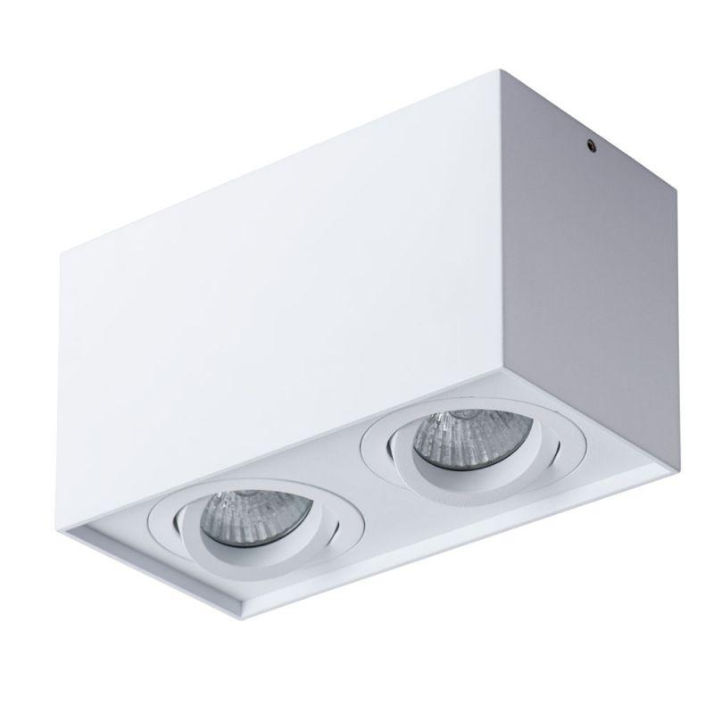 Светильник потолочный Arte Lamp FACTOR A5544PL-2WH