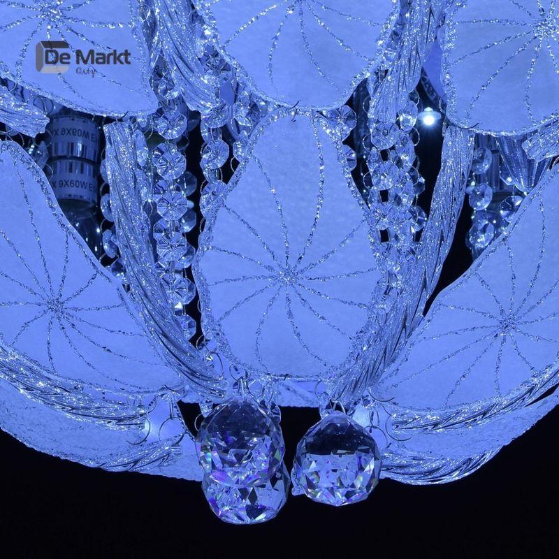 Потолочная люстра Изольда 6 366012209. Фото №10