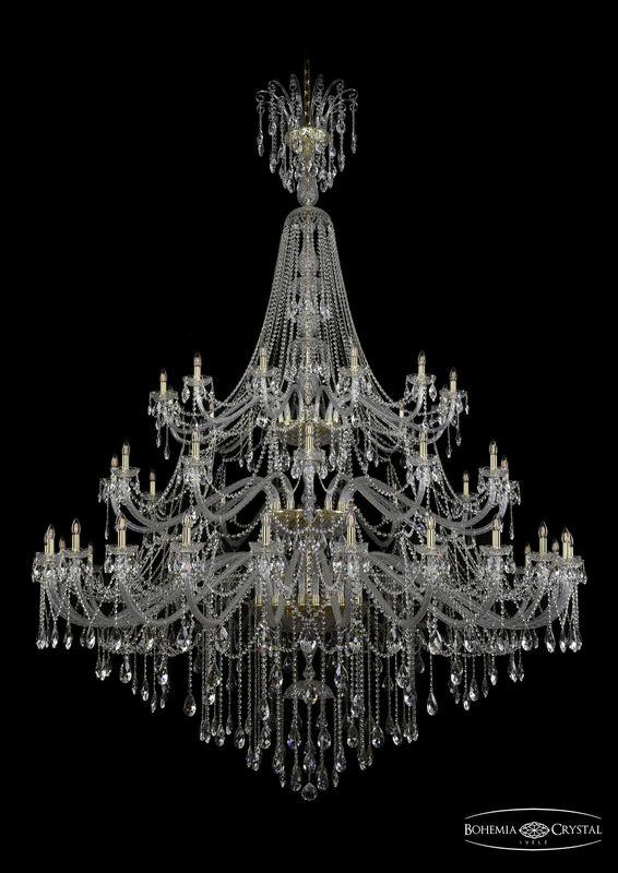 Люстра Bohemia Ivele Crystal 1415/24+12+12/900/XLU-320/3d G