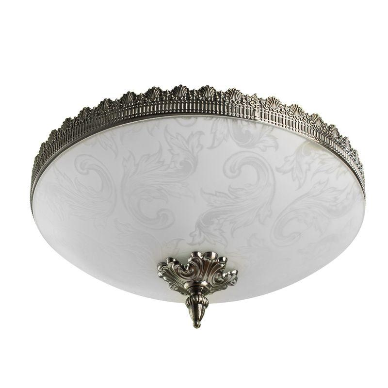 Потолочная люстра Arte Lamp crown A4541PL-3AB