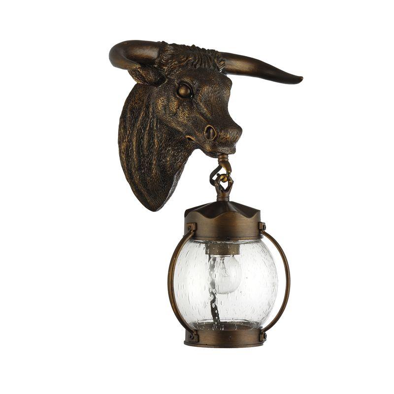 Уличный настенный светильник Hunt 1847-1W