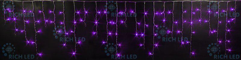Светодиодная бахрома RL-i3*0.5-T/V