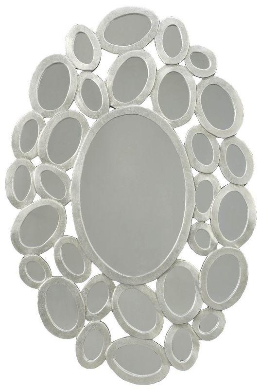 Панно Кольца с зеркалами овал 20005