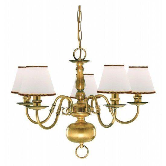 Светильник подвесной Arte Lamp Decorative classic i A1020LM-5AB