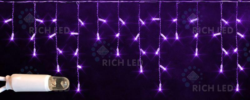 Светодиодная бахрома RL-i3*0.5F-CW/V