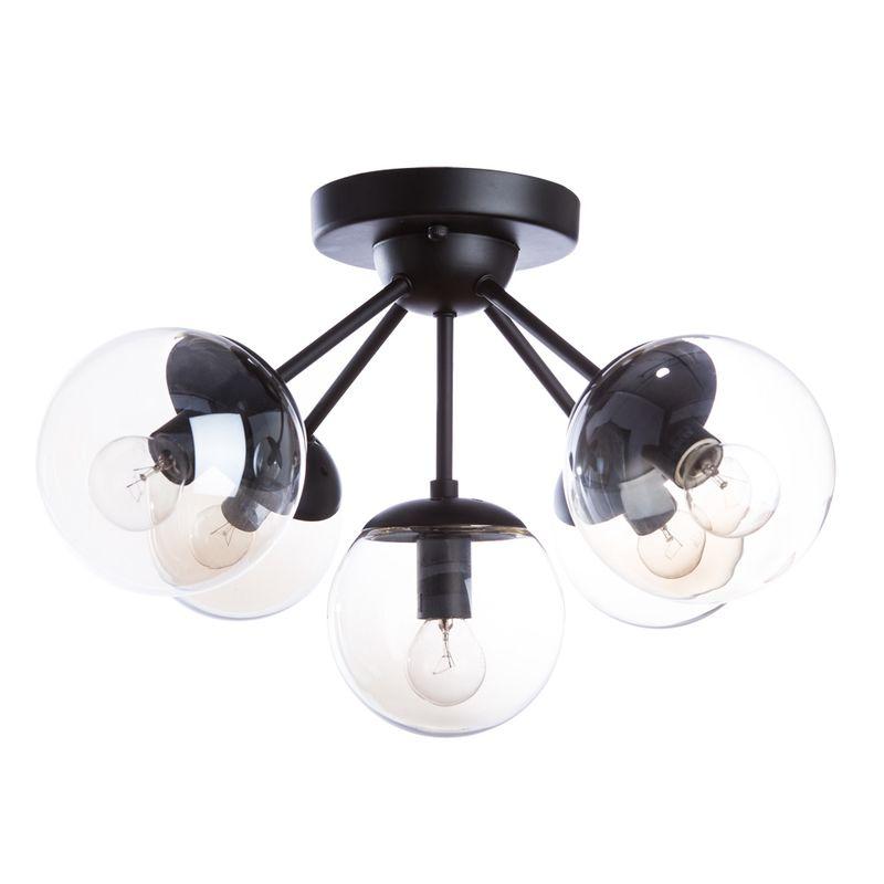 Светильник потолочный Arte Lamp A1664 A1664PL-5BK