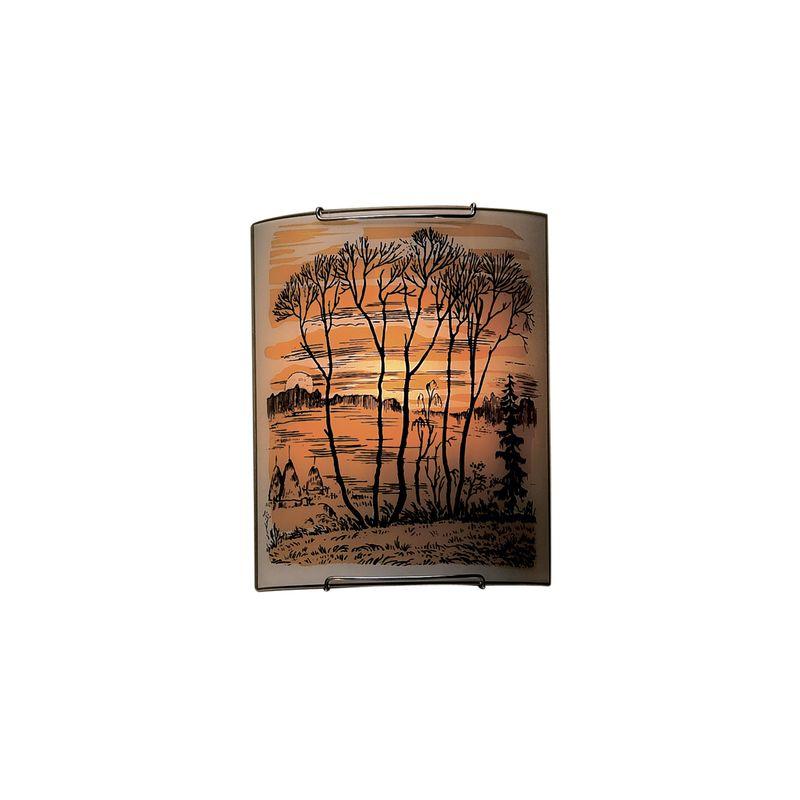 Настенный светильник Бра С Рисунком CL921017