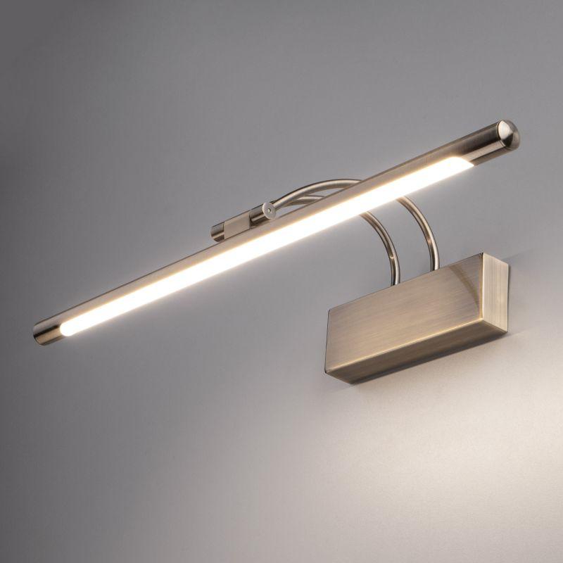 Бра Elektrostandard Simple Simple LED бронза (MRL LED 10W 1011 IP20)