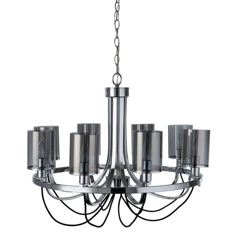 Люстра подвесная Arte Lamp Ombra A2995LM-8CC