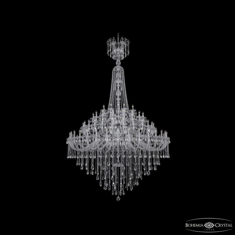 Люстра Bohemia Ivele Crystal 1415/32+24+16+8/700/XL-320/3d G