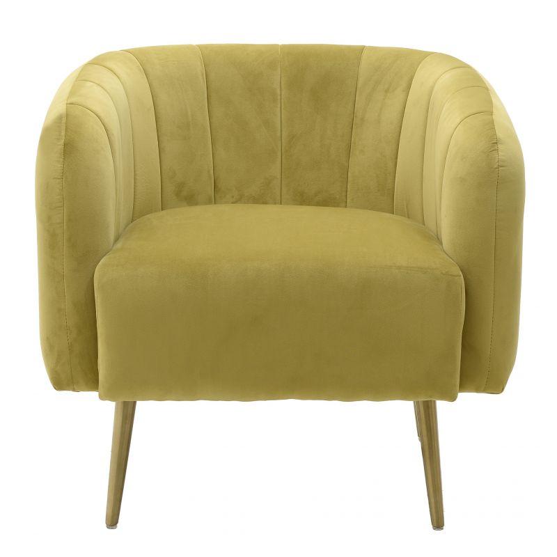 Кресло To4rooms Accent aigu BD-915919. Фото №1