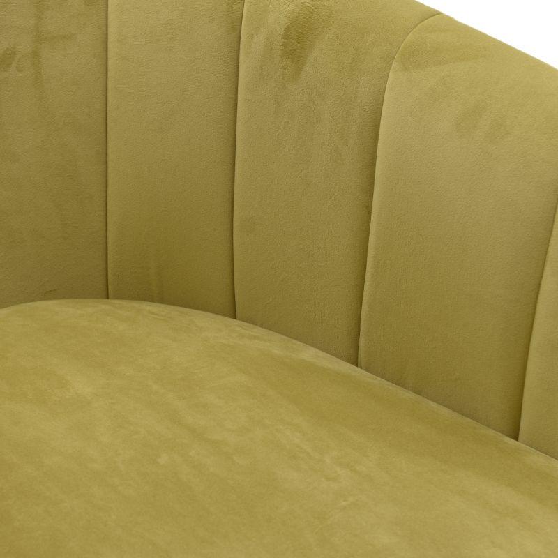 Кресло To4rooms Accent aigu BD-915919. Фото №4