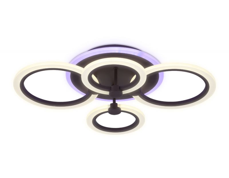 Потолочный светодиодный светильник Ambrella ACRYLICA FA526