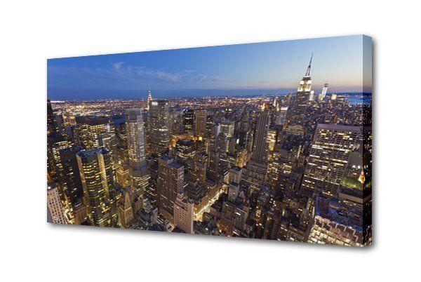 Картина на холсте Города TL-H3022