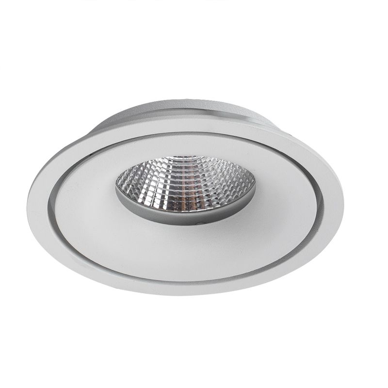 Встраиваемый светильник Arte Lamp Apertura A3315PL-1WH