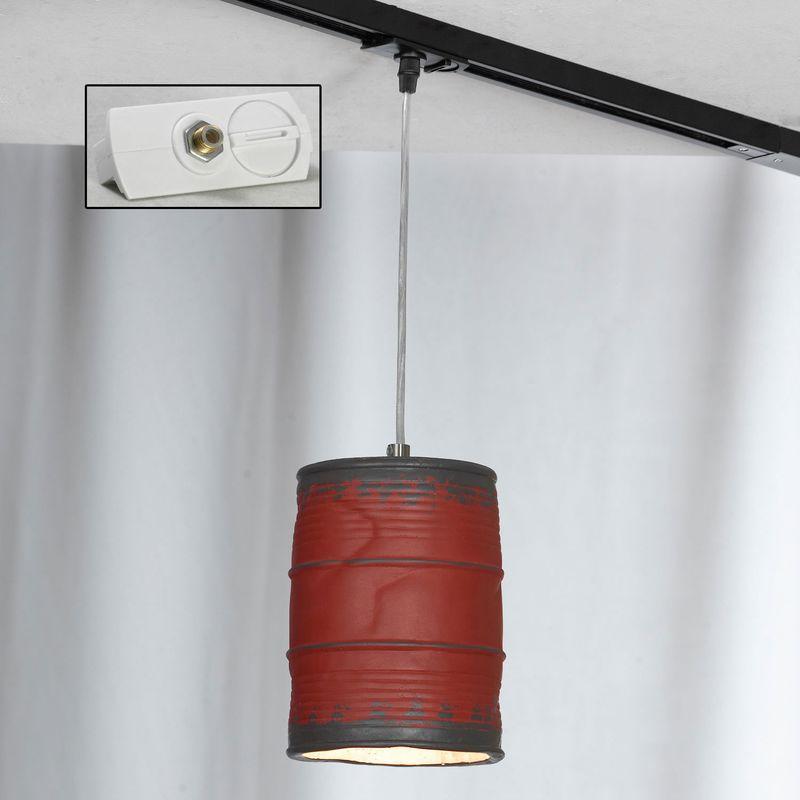 Трековый светильник однофазный TRACK LIGHTS LSP-9527-TAW