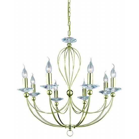 Светильник подвесной Arte Lamp Decorative classic at A4292LM-8PB