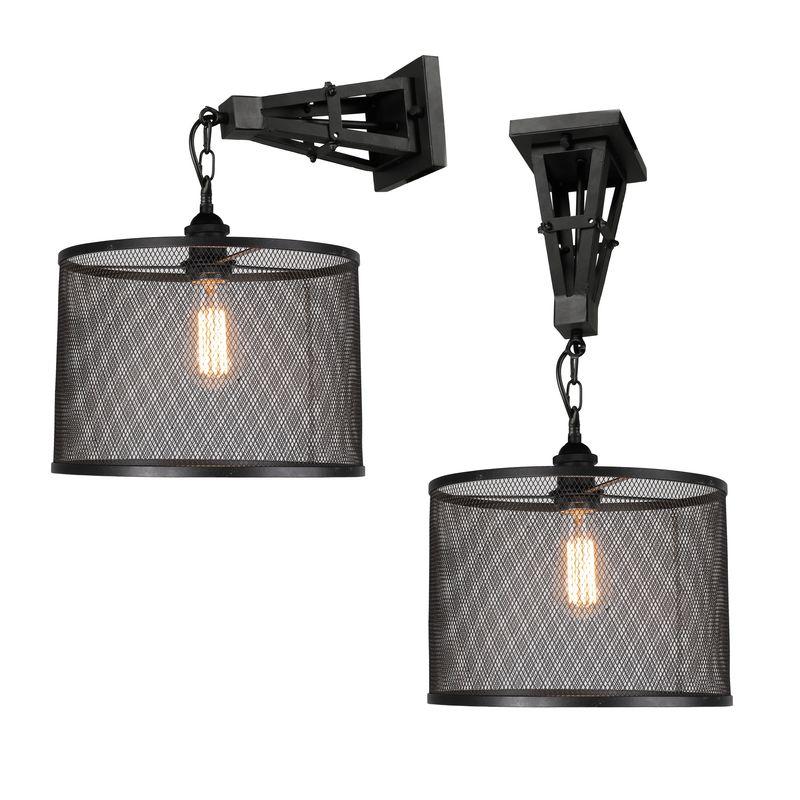 Настенный светильник Reticulum 1967-1W