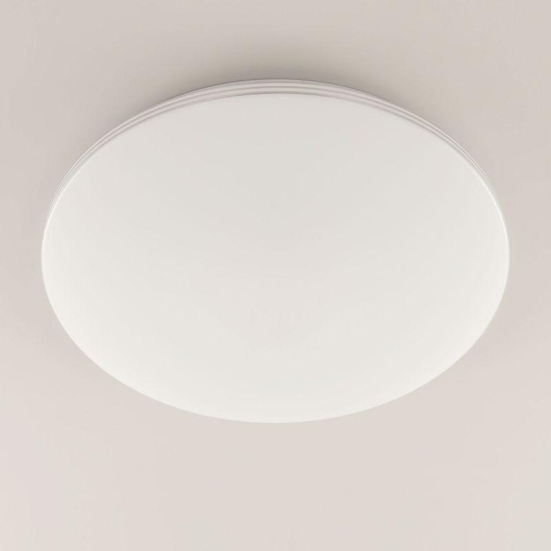 Люстра светодиодная с пультом Citilux Симпла CL714CL714680G